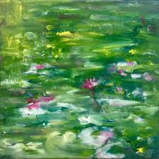 Louisville Botanical Gardens by Art Gallery Studio Louisville Kentucky Anne Milligan Artist