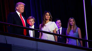 Where Does Donald Trump Live Donald Trump U0027s Wife Melania And Son Barron Will Not Live In White