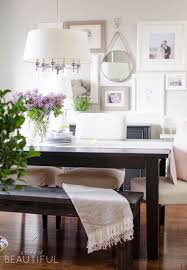 Modern Farmhouse Dining Room Summer Home Tour 2016 A Burst Of Beautiful