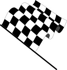 Checkered Flag Ribbon Checkered Flag Start Flag Clipart Kid Clipartbarn
