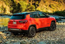 jeep trailhawk 2017 jeep compass off road ready u0027trailhawk u0027 confirmed