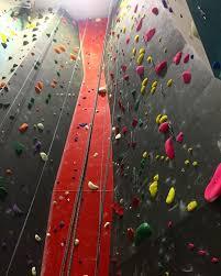 spirit halloween culver city cliffs of id bouldering top roping lead climbing yoga indoor