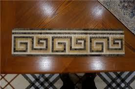 style border tile decorative marble border flooring