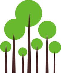 modern tree 2 60 x 50cm r150 120 x 100cm r550 vinyl sa