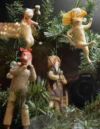134 best spun cotton ornaments images on