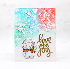 dana card design halloween tea party themed card mft u0027die namics