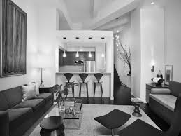 Apartment Livingroom by Awesome 20 Black Apartment Interior Decorating Design Of All