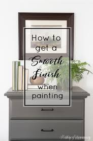how to get a smooth finish when painting kitchen cabinets how to get a smooth finish when painting risenmay