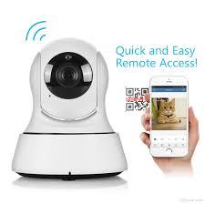 sannce home security wireless mini ip camera surveillance camera