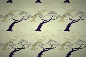free japanese pine tree stripe wallpaper patterns