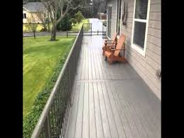 deck bench brackets youtube