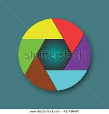 design len logo len vector design stock vector 433430407