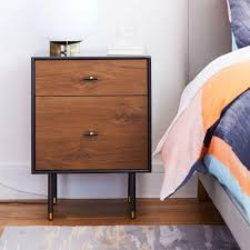 Small White Bedside Tables Bedroom Furniture Blue Night Stand Wide Bedside Tables Black
