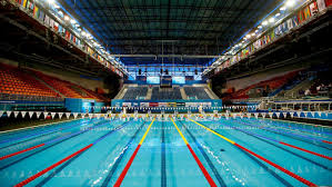 in a 25 meter pool how many laps equal a mile reference com