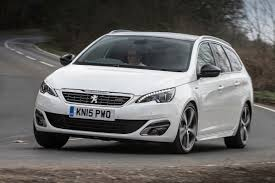 peugeot estate models peugeot 308 sw gt line review auto express