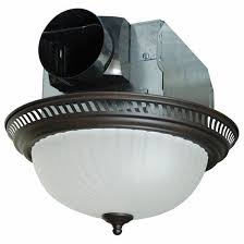 Bathroom Ventilation Fan With Light Air King Quiet Decorative Round Bathroom Exhaust Fan With Light