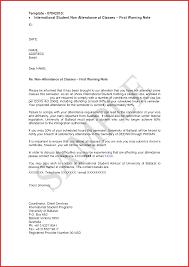 letter of absence from format images letter samples format