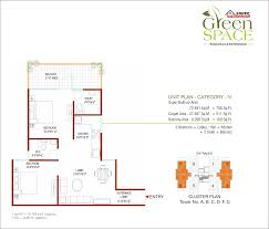 vardhman green space buy 1 2 bhk affordable house in panchkula