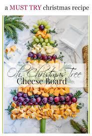 oh christmas tree cheeseboard stonegable
