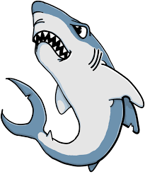 cartoon shark by pjobo on deviantart