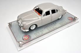 jaguar mark 2 scale vehicle model makers