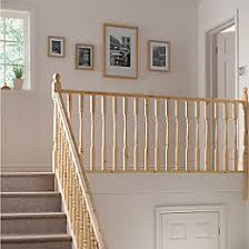 Fusion Banister Stairs U0026 Stair Parts Building Supplies Departments Diy At B U0026q