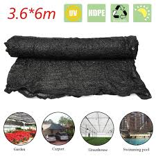 Shade Cloth Protecting Your Plants by 12ftx20ft 60 Polyethylene Sunblock Shade Cloth For Plant Cover