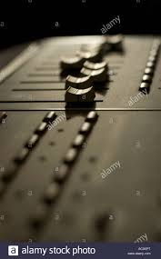 Home Studio Mixing Desk by Mixing Desk As Often Found In A Recording Studio Or Home Studio Or