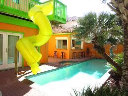 indoor outdoor slide hgtv featured 100 vrbo heated pool hgtv featured 1 2 block to be vrbo