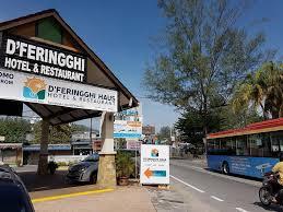 Haus D D U0027feringghi Haus Hotel U0026 Restaurant Batu Ferringhi Malaysia