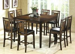 inlaid dining table and chairs dining room height dining room table counter height dining room