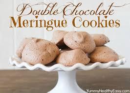 best 25 chocolate meringue cookies ideas on pinterest merengue