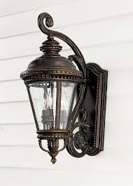 pineapple outdoor light fixtures classic murray feiss ol1901gbz castle outdoor wall lantern design