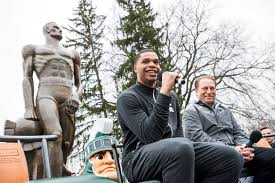 miles bridges announces he will stay for his sophomore year the