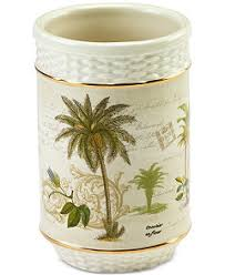 Palm Tree Bathroom Rug Avanti Bathroom Accessories Colony Palm Collection Bathroom