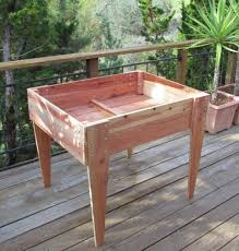 diy raised planter boxes raised garden planter plans