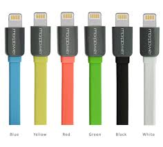 rainbow color lightning usb cable for iphone 5 5c 5s iphone 6 6