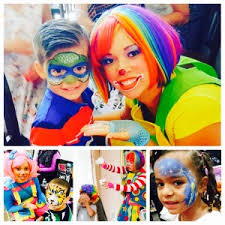 clown for birthday party nj hire johie the clown clown in paterson new jersey