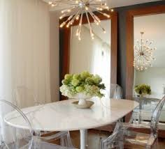 Flowers For Dining Room Table by Silk Flower Arrangements For Dining Room Table With Pendant Lamp