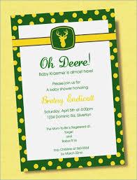 deere baby shower baby shower invitations deere theme cairnstravel info