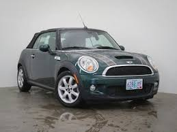 2010 Mini Cooper Interior Buy A Used Car In Portland Oregon Visit Mini Of Portland