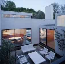 courtyard house designs inner courtyard house plans jigsaw by david architect