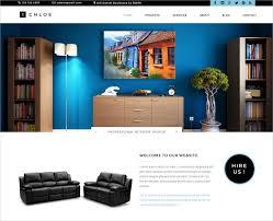 interior design website templates u0026 themes free u0026 premium free