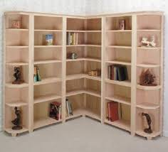 Corner Bookcases Bookcase Idea I Don T See Why Peyton Can T Build Me This