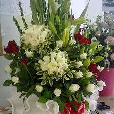 composition florale mariage paradise déco fleuriste mariage marsa ville la marsa tunis