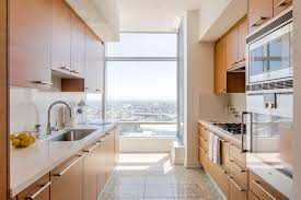 Modern Kitchen Cabinets Los Angeles by Simply Modern Kitchen At The Ritz Carlton In Downtown Los Angeles