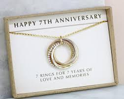 7th anniversary gift 7th anniversary gift etsy