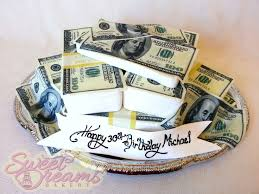 edible money money stacks money bag cake all edible birthday cakes