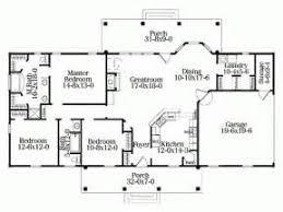 single level designer home single floor house plans single level