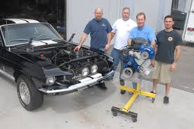 Ford Shelby Gt500 Engine Shelby G T 350 With A Surprise Inside Rod Network